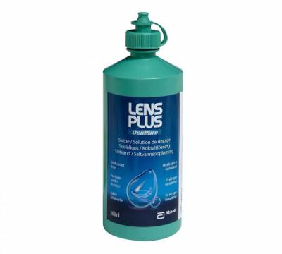 Lens Plus Ocupure Solución Salina
