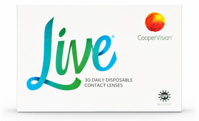 Live Daily Disposable