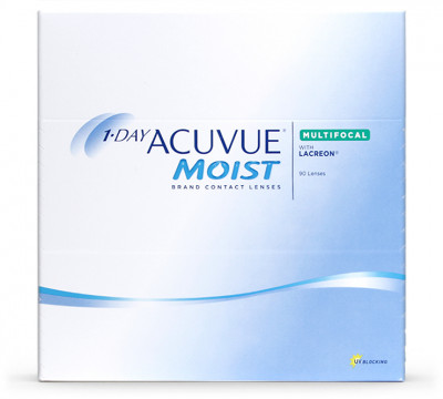 1 Day Acuvue Moist Multifocal (pack de 90)