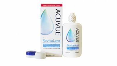 Acuvue RevitaLens Pack de Viaje