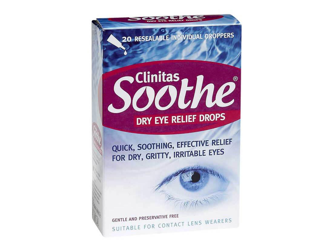 Clinitas Soothe (viales calmantes)