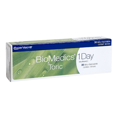 Biomedics 1 Day Toric