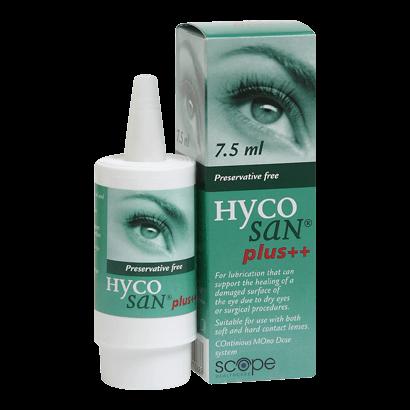 Hycosan Plus Gotas para los ojos