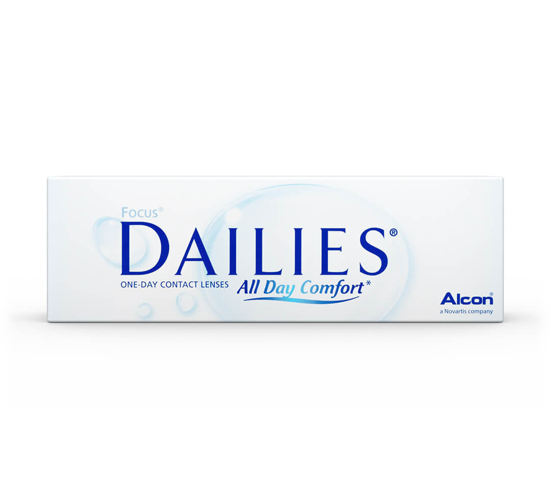 Focus Dailies All Day Comfort