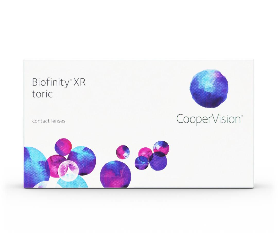 Biofinity XR Toric