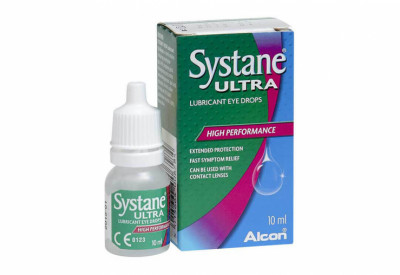 Systane Ultra Bottle