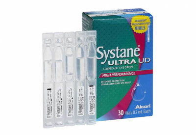 Systane Ultra Vials
