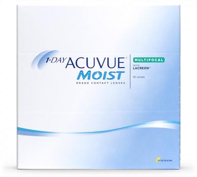 1 Day Acuvue Moist Multifocal 90 lenti