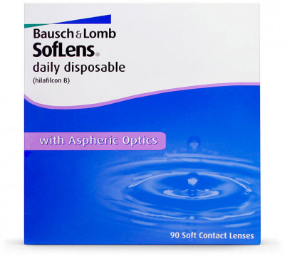 SofLens Daily Disposable 90 lenti