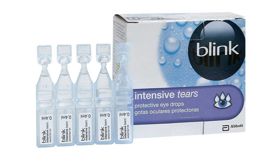 Blink Intensive Tears Vials