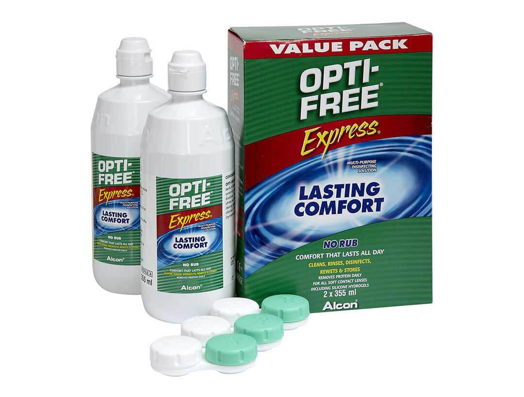 Opti-Free Express - 2 pack