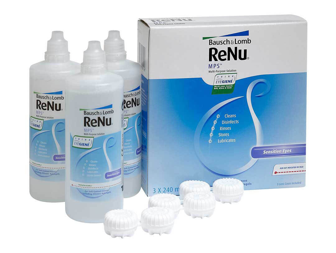 Renu MPS Multi-Purpose Solution