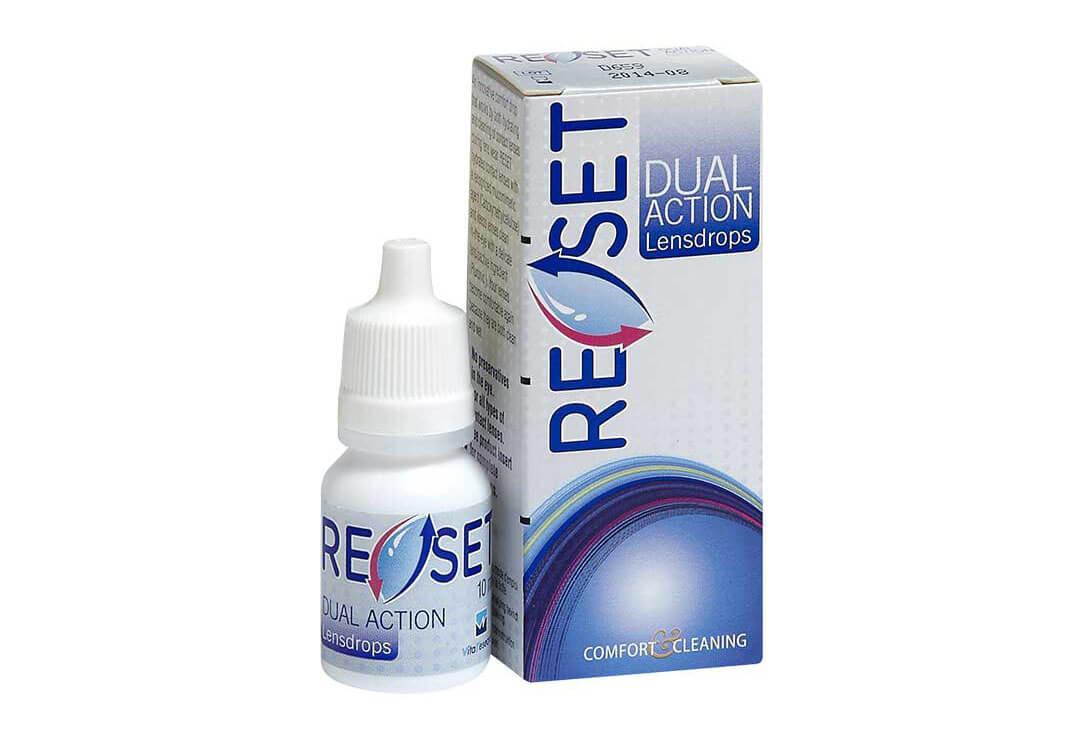 Reset Eye Drops