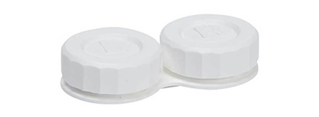 Standard contact lens case