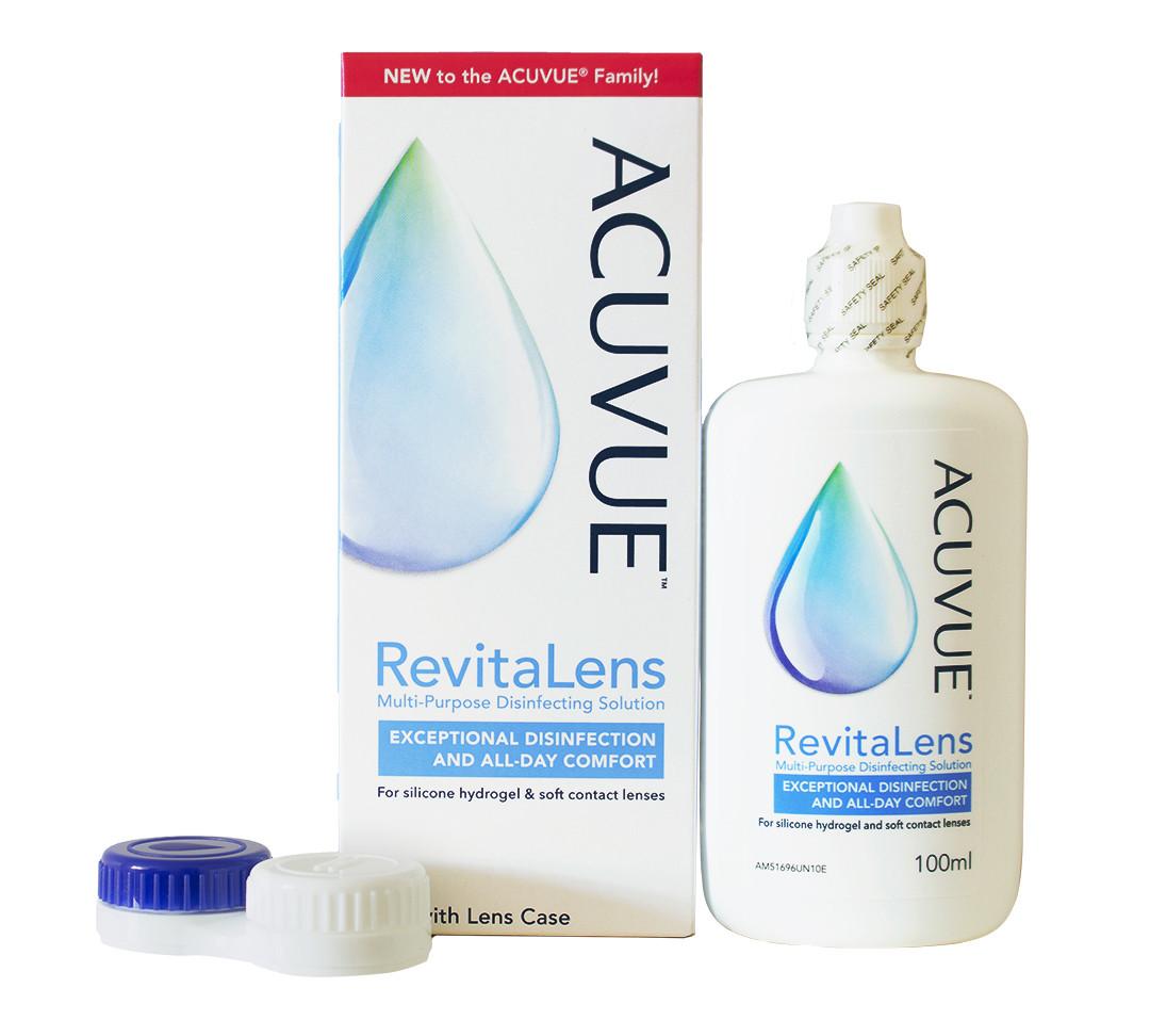 Acuvue RevitaLens - travel pack