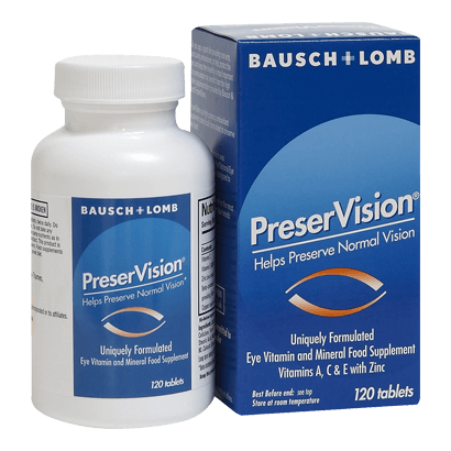 PreserVision Tablets