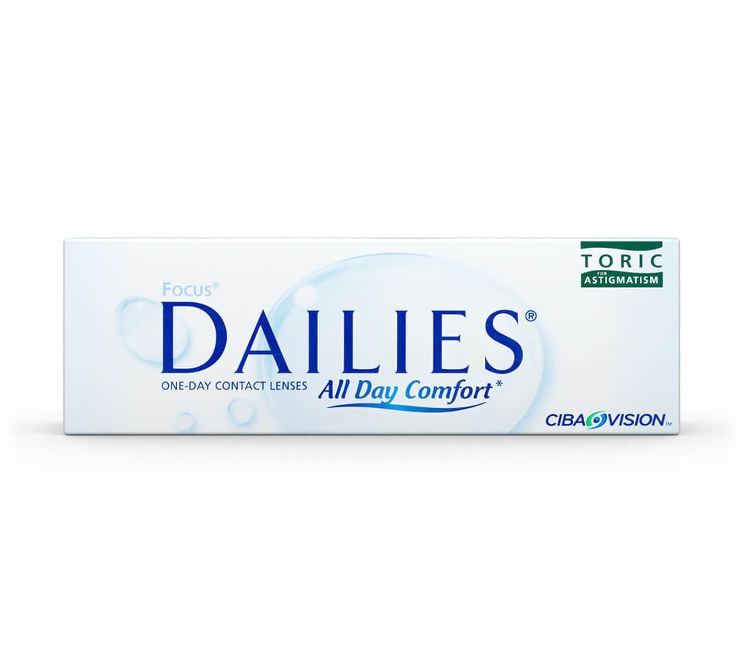 Dailies Toric