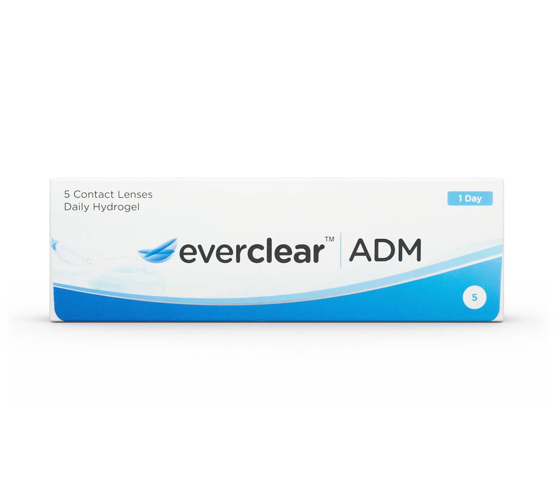 everclear ADM (5 lentilles)