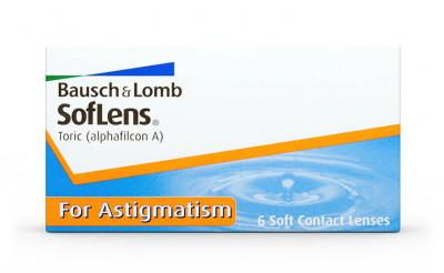 SofLens Toric 6 Pack