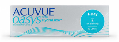 Acuvue Oasys 1 Day with HydraLuxe