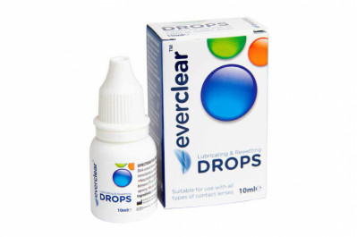 Gouttes everclear 10 ml