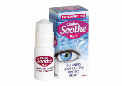 Clinitas Soothe Multi 10ml