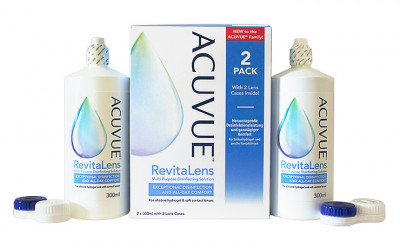 Acuvue RevitaLens - 2 pack