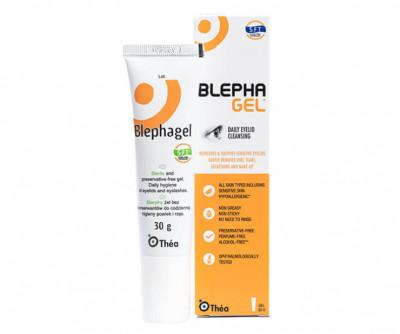 Blephagel Gel Hypoallergénique 30g