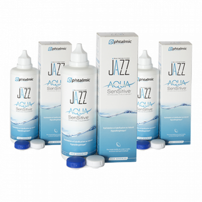 Jazz AquaSenSitive Pack ECO 3x350ml