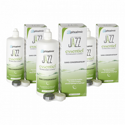 Jazz Essentiel Pack ECO 3x350ml