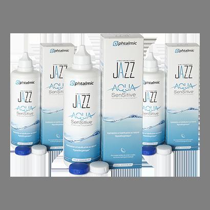 Jazz AquaSenSitive Pack ECO 3x350ml