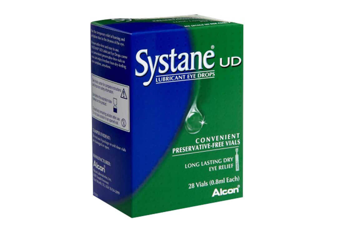 Systane UD 28x0,8ml dosettes