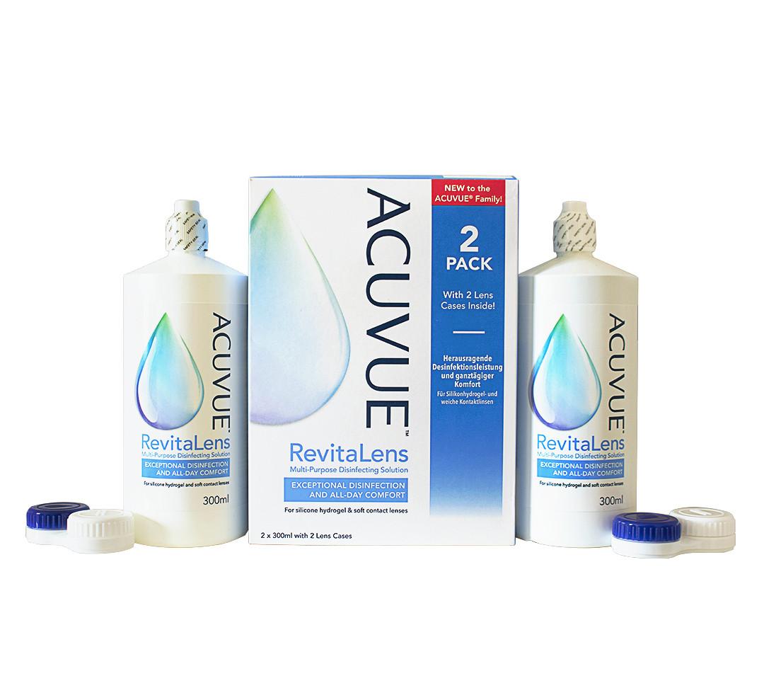 Acuvue RevitaLens - 2 pack