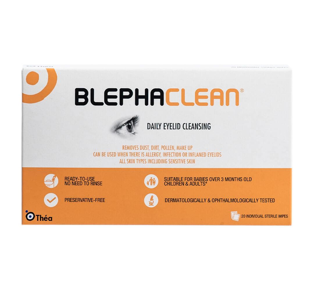 Blephaclean x20 lingettes