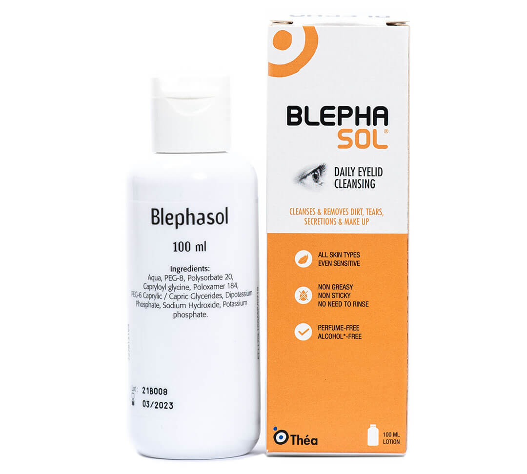 Blephasol Solution Micellaire 100ml