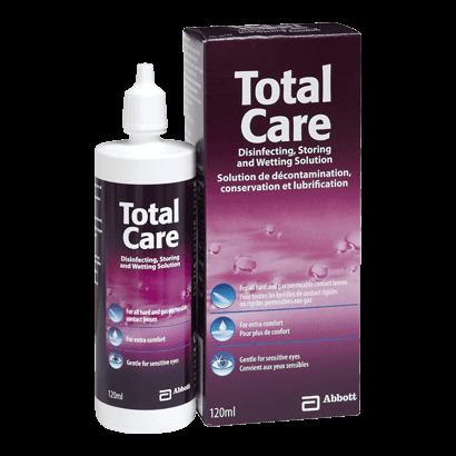 Total Care Décontamination 120ml