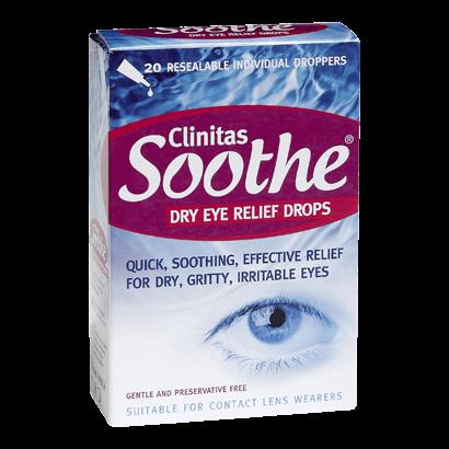Clinitas Soothe 20x0,5ml dosettes