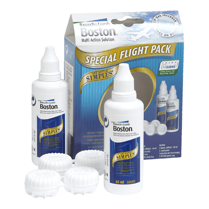 Boston Simplus Flight Pack 2x60ml