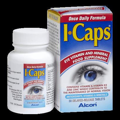 I-Caps One-A-Day x30 comprimés