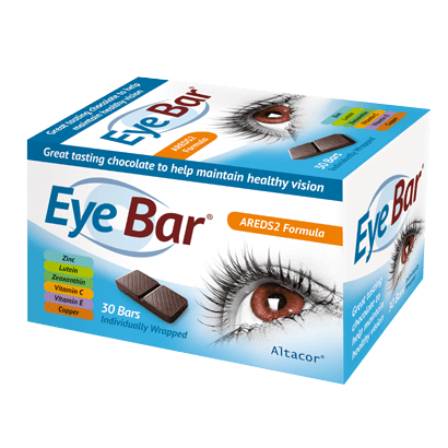 Eye Bar x30 barres