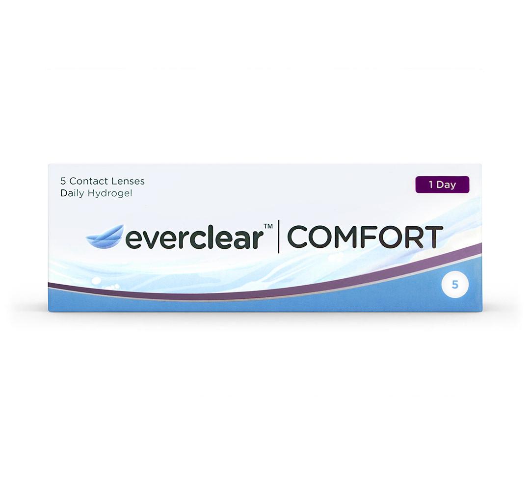 everclear COMFORT (proeflenzen)
