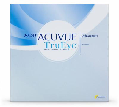 1 Day Acuvue Trueye 90 lenzen