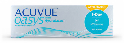 Acuvue Oasys 1 Day for Astigmatism