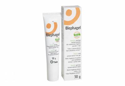 Blephagel Hypoallergenic Gel