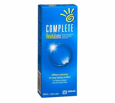 Complete RevitaLens Multipurpose Solution