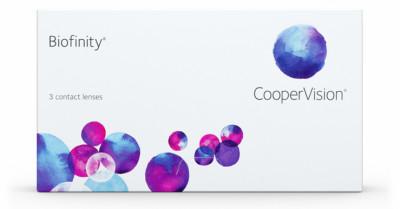 Biofinity 3 pack
