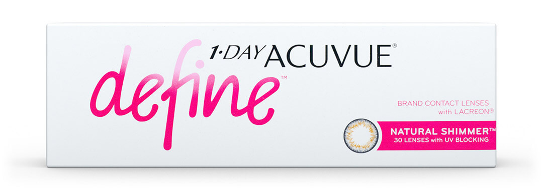 1 Day Acuvue Define Shimmer