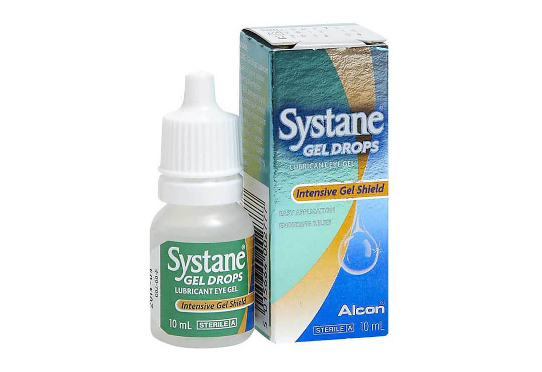 Systane Gel Drops Bottle