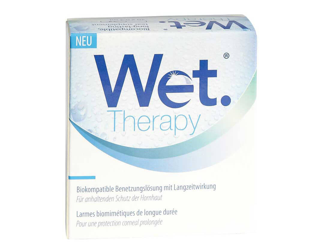 Wet Therapy Eye Drops