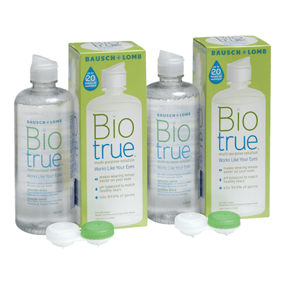 Biotrue Duo Pack